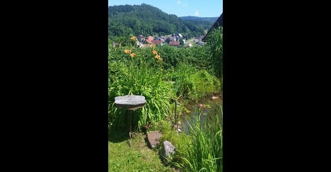 Ambiente DAHEIM im Landhaus Talblick Thüringen