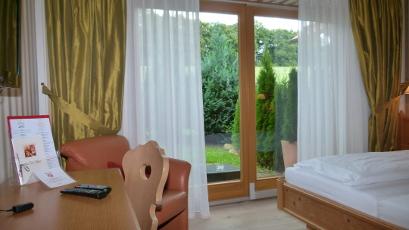 Landhaus Talblick Wohlfühlzimmer