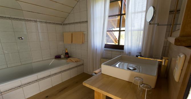 Landhaus Talblick Thüringen - Wohlfühlzimmer Studio